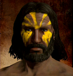 Gold Face Pigment