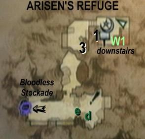 POST 27 - The Arisens Refuge