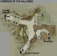 POST 23 - Corridor of the Hallowed