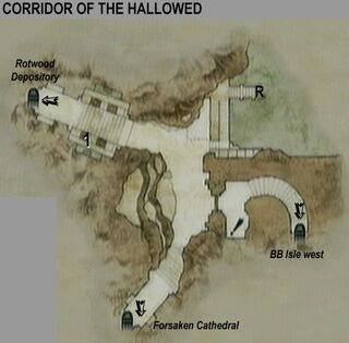 POST 23 - Corridor of the Hallowed