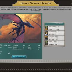 Swift Strike Dragon