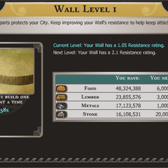 Inside the Wall: Automatic Troop Defense, Check Resistance Rating