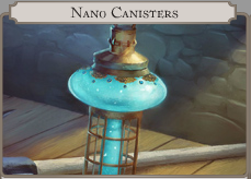 Nano Canisters