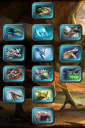All Dragon Steelshard Caverns's version