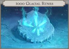 1000 Glacial Runes icon