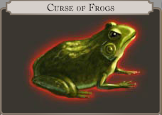Curse of Frogs icon