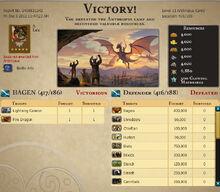 Fire Dragon Battle Arts Lvl 11 Camp Victory