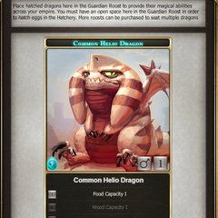 Common Halio Dragon