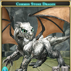 Common Stone Dragon