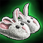 Item Bunny Slippers