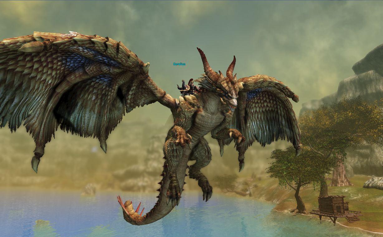 dragon prophet laedis hero 102 guide