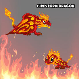 Firestorm Dragon