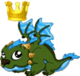 RiverDragonBabyCrown