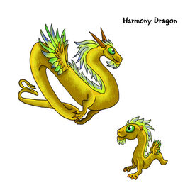 Harmony Dragon