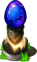 Sapphire Pedestal