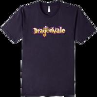 DragonValeT-Shirt-DragonValeLogo - Navy