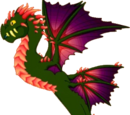Bramble Dragon