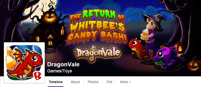 DragonVale-FBHeader-ReturnOfWhitbee'sCandyBash