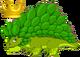 LeafDragonAdultCrown