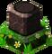 Empty Terradiem Pedestal