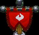 Fire Element Flag