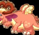 Cuddlewing Dragon