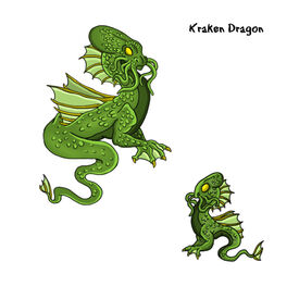 Kraken Dragon