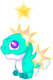 SnowflakeDragonBaby5Star