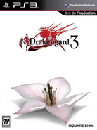Drakengard 3 - US Collector's Edition Box Art