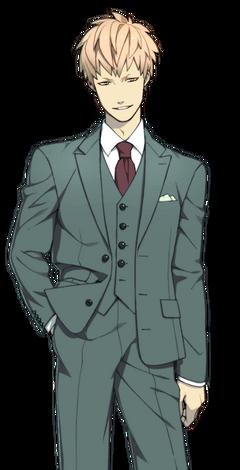 Stノイズ スーツ smile2