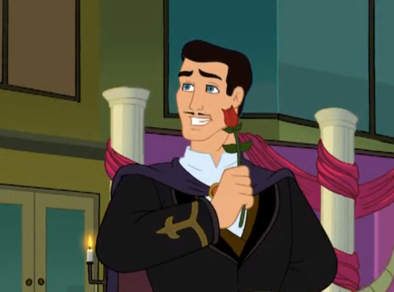 image prince charming accept the rose png drawn together wiki