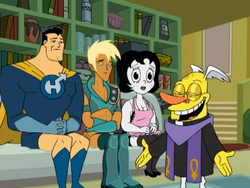 A Very Special Drawn Together Afterschool Special