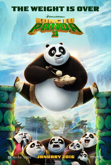 Kung Fu Panda 3 Poster USA 01 mid