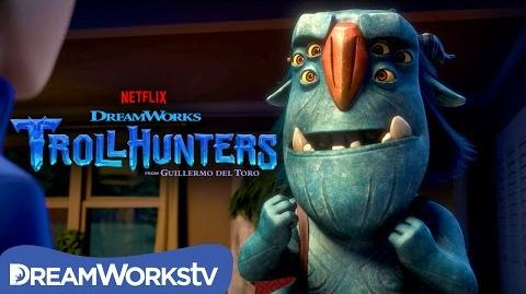 Accept Your Destiny TROLLHUNTERS