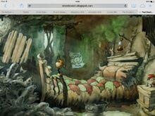 The artwork of shrek home