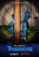 Trollhunters Poster 7