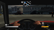 Alfa Romeo Duetto Spider Cockpit