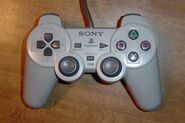 Control Analogico Playstation