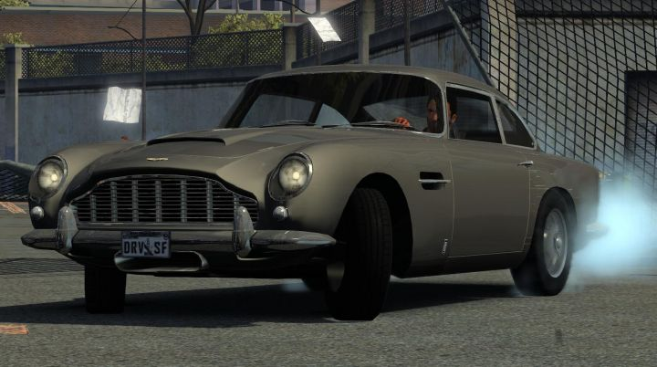 Aston Martin San Francisco Aston Martin Db Driver San Francisco - Aston martin wiki