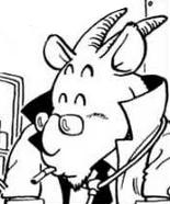 Dr goat manga