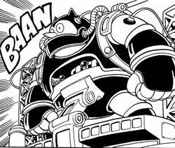 Caramel man 001 manga