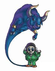 ToriBot(BlueDragon)
