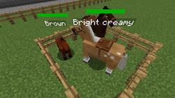 Horse love mode