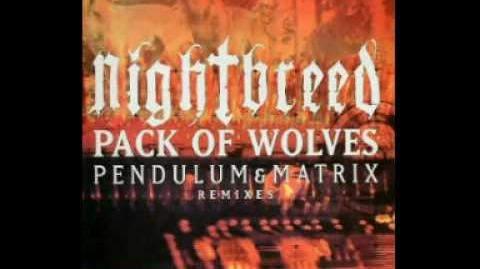 Nightbreed - Pack Of Wolves ( Matrix remix)