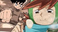 Mai and Shobu