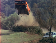 The General Lee in episode