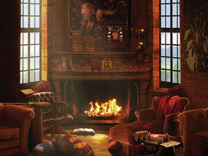 Gryffindor Common Room
