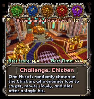 Chickencard