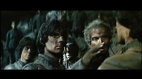 Dune - Cut Scene - Paul kills and cries for Jamis