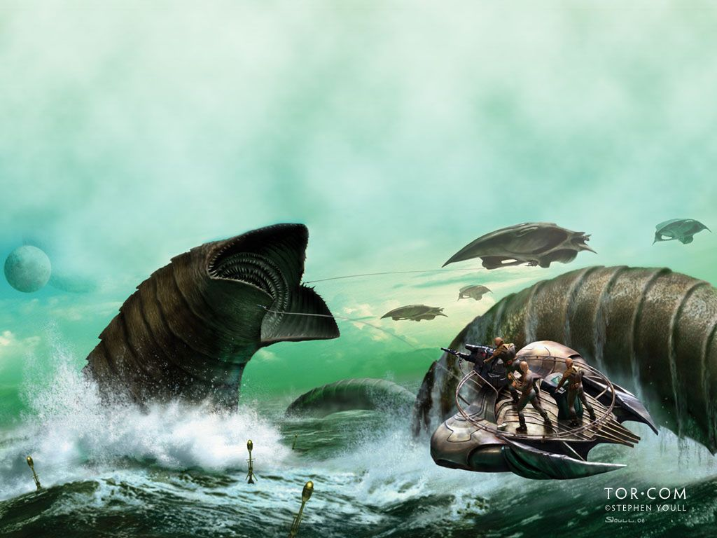 Seaworm | Dune | FANDOM powered by Wikia